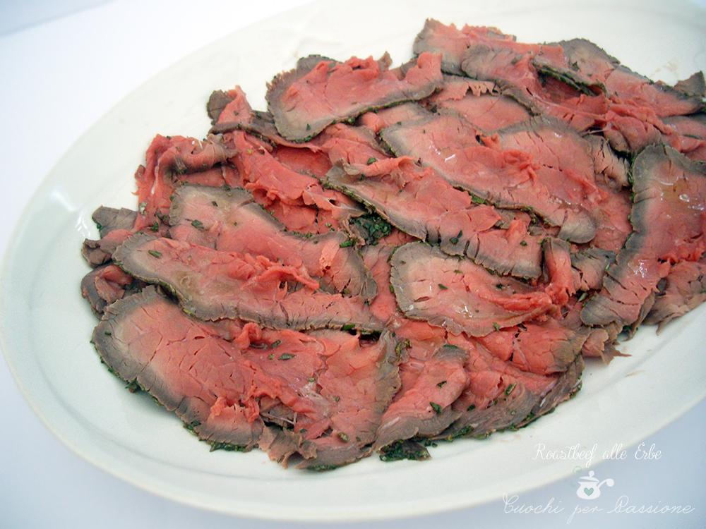 roast-beef alle erbe