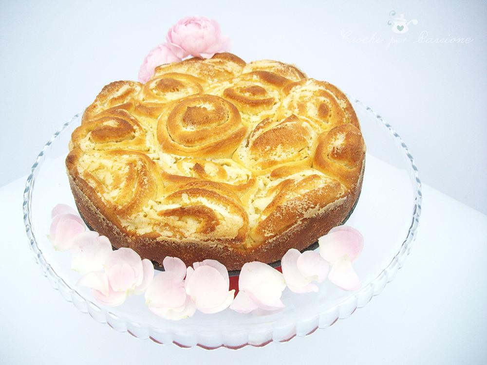 torta delle rose